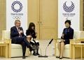 小池都知事とIOCバッハ会長が会談、コスト削減のため4者協議へ