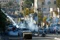 パレスチナ「怒りの日」の死者2人に、空爆で負傷者も14人