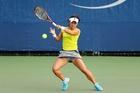 土居美咲、ハンチュコバ下し全米オープン2回戦へ
