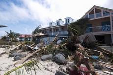 ハリケーン・イルマ:失われた楽園