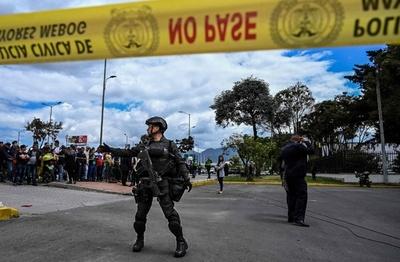 コロンビア爆破事件、左翼ゲリラの犯行と断定 和平後退