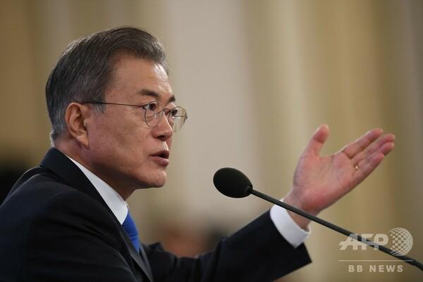 異常な北朝鮮融和策で国際的に孤立していく韓国