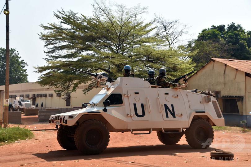 PKO要員の性的虐待、100人超が被害訴え 国連調査