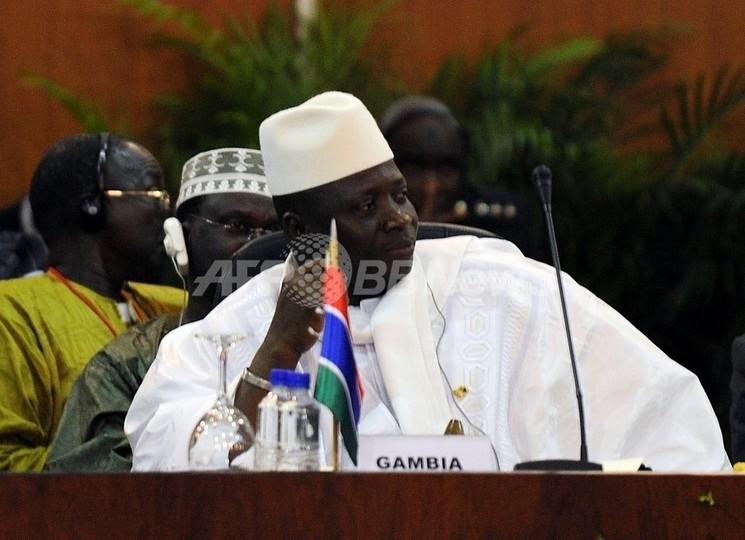 ガンビアで大々的な「魔女狩り」、政府が支援か