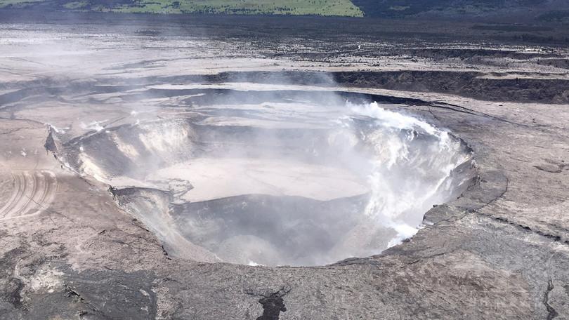【写真特集】ハワイ・キラウエア火山噴火