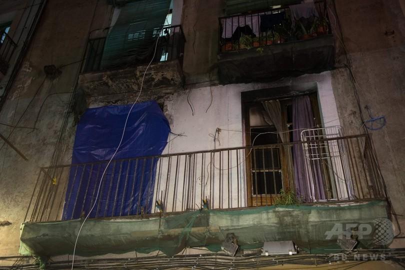 スペイン大都市の中心部に巣食う「ドラッグアパート」