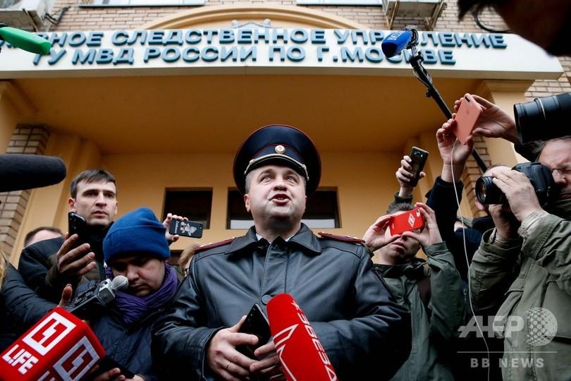 官僚を暴行したロシアサッカー選手を拘束、永久追放の可能性