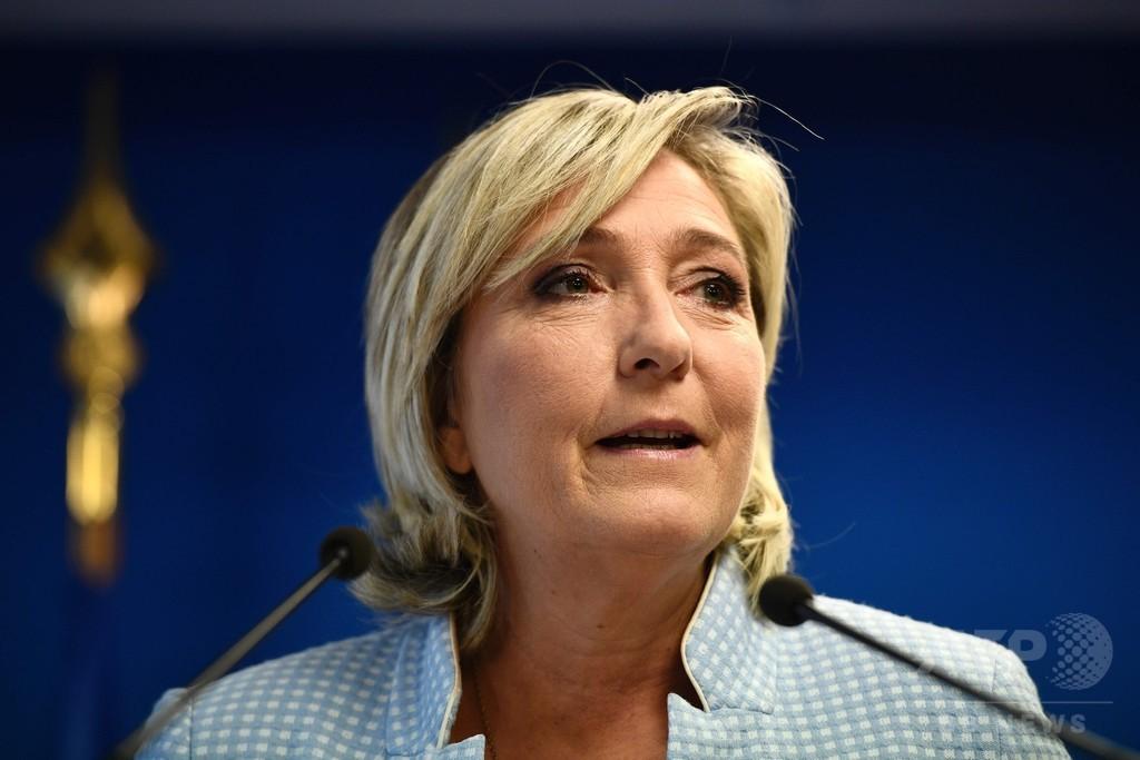 トランプ旋風の衝撃、17年仏大統領選で極右ルペン氏も続くか