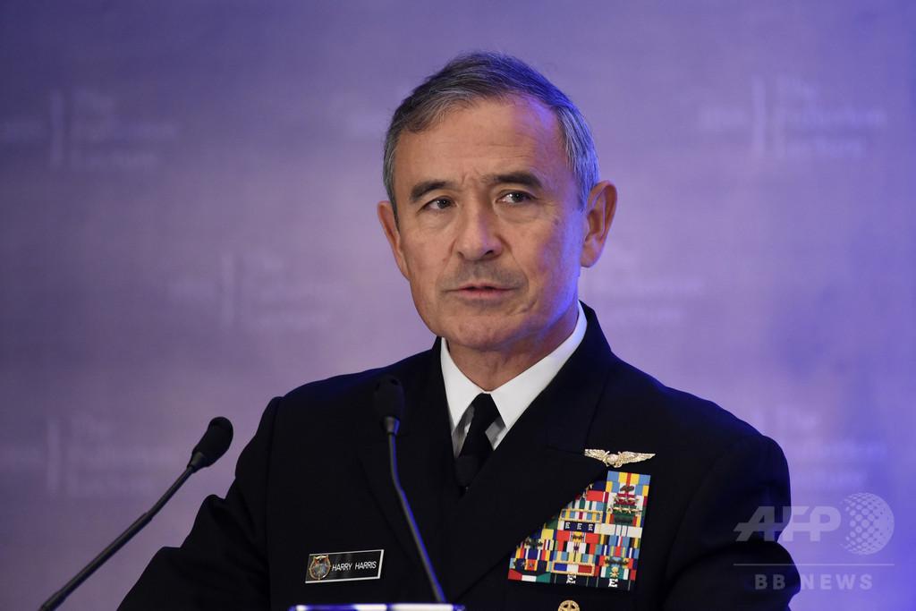 中国の軍事力「間もなく米に匹敵」 太平洋軍司令官が警鐘