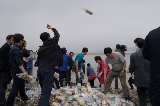 北朝鮮の1〜4月食料配給、過去最低水準に さらなる削減の可能性も