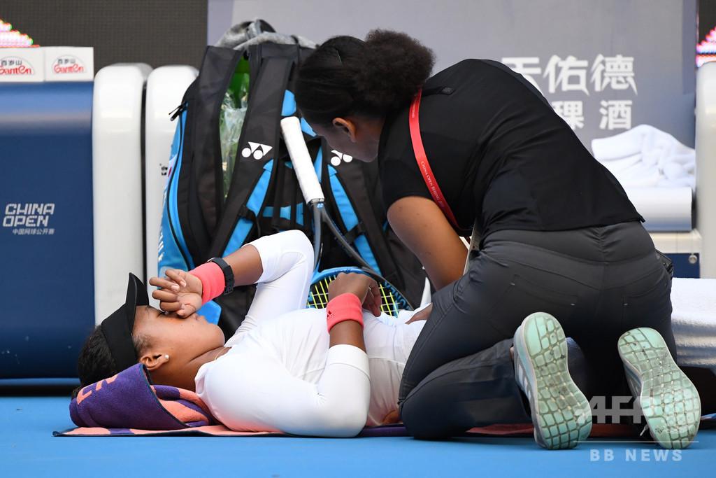 大坂なおみ、背中のけがで香港OP欠場「今週は常に痛みがあった」
