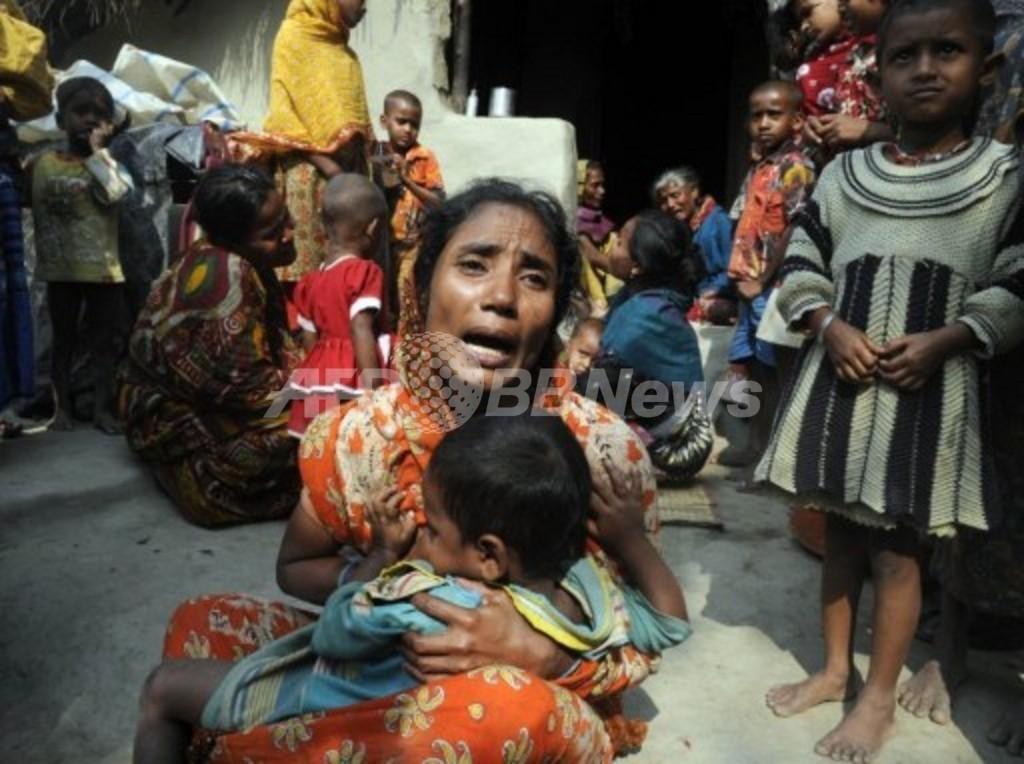 密造酒飲み143人死亡、100人以上が入院 インド・西ベンガル州