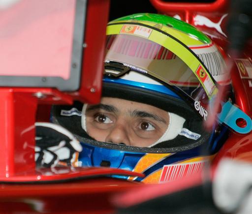 マッサ 日本GP・フリー走行1回目で2番手タイムを記録