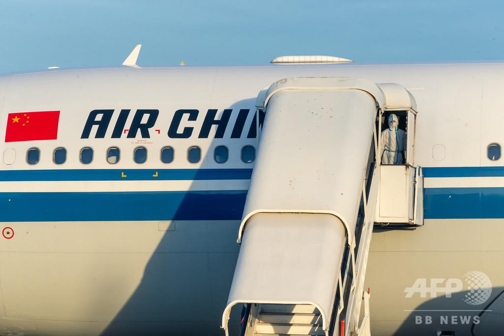 米、中国航空会社の米発着全便を一時運航停止へ 6月16日から