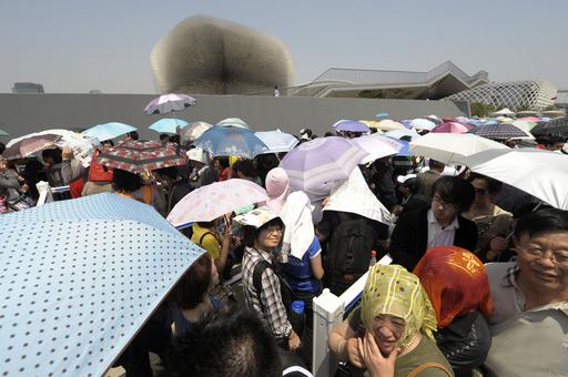 史上最大規模、上海万博 ついに開幕!