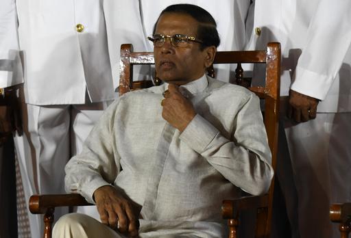 退任控えたスリランカ大統領、若いスウェーデン人女性撲殺の死刑囚を恩赦
