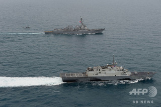 米海軍と契約の豪防衛大手、不正アクセスで情報流出