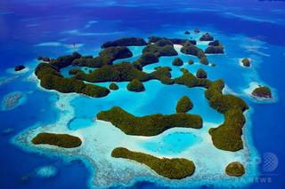 太平洋の島国パラオ、完全断水の危機 日本と台湾に支援要請
