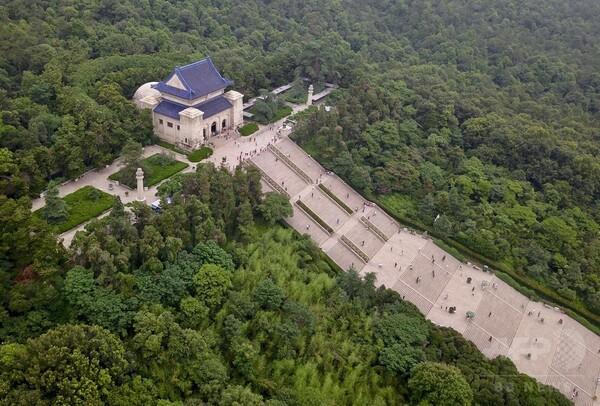 孫文が眠る「南京中山陵」 6月から見学無料、事前予約制で