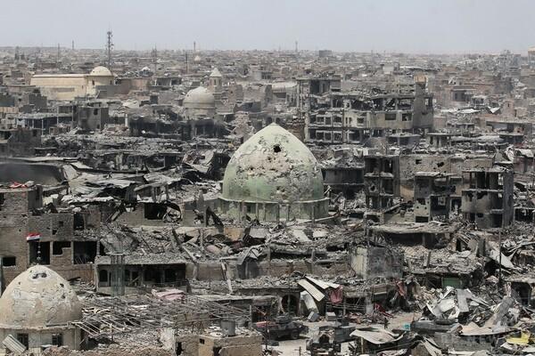 モスルをISから「解放」 イラク政府が勝利宣言