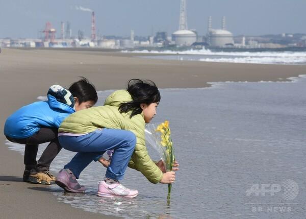 東日本大震災と福島第1原発事故、発生から5年