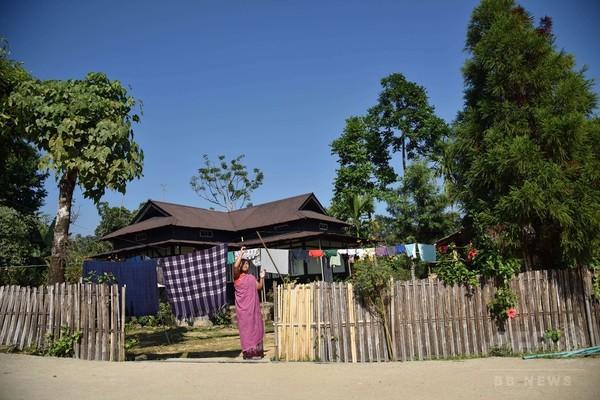 アジアで一番きれいな村、インド