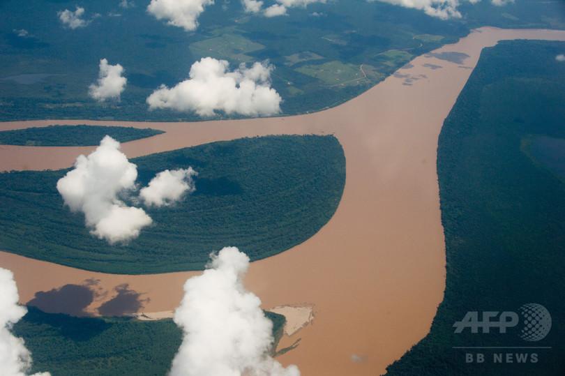 アマゾンのダム新設で「大規模な」環境破壊の恐れ 研究