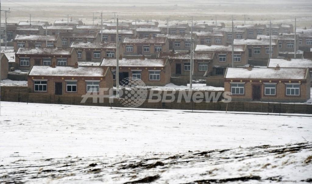 中国の政策で定住化するチベット人遊牧民たち、先の見えない暮らし