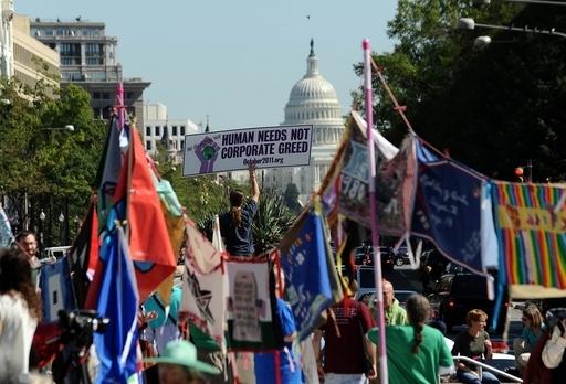 米デモ、首都ワシントンなど各地に飛び火