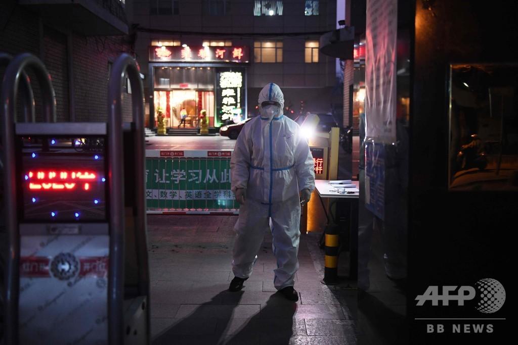 新型ウイルス、欧州3か国で初確認 WHO、世界の準備不足に警告