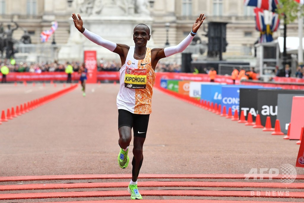 ロンドン・マラソン、今年はエリートランナーのみ出場