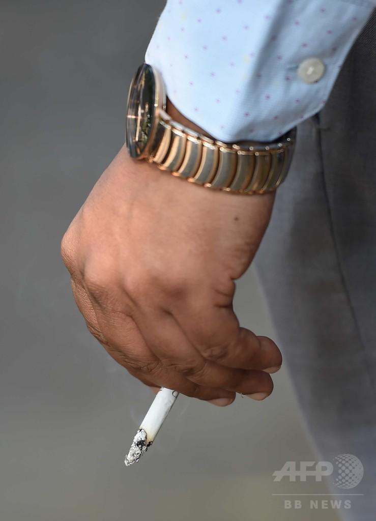 たばこのニコチン含有量削減、米FDAが基準検討へ