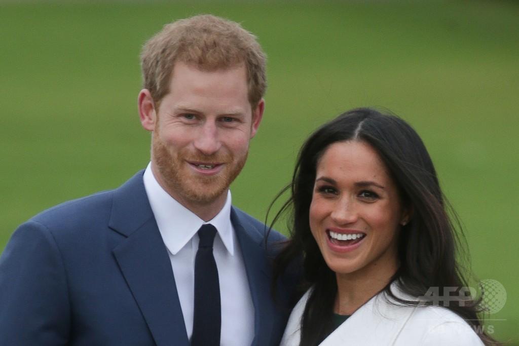 ヘンリー王子、チキン調理中に求婚 「奇跡のように彼女が人生に転がり込んで来た」
