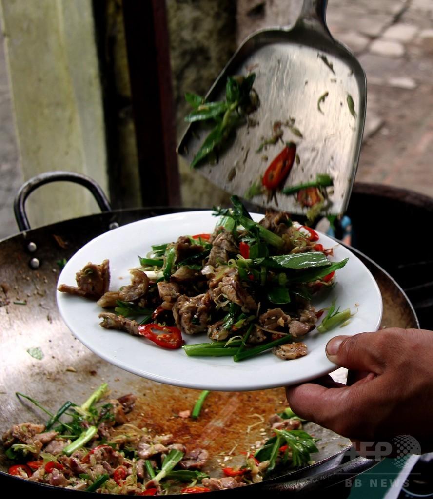 ベトナムで根強い猫肉食の習慣、飼い主は捕獲リスクに戦々恐々