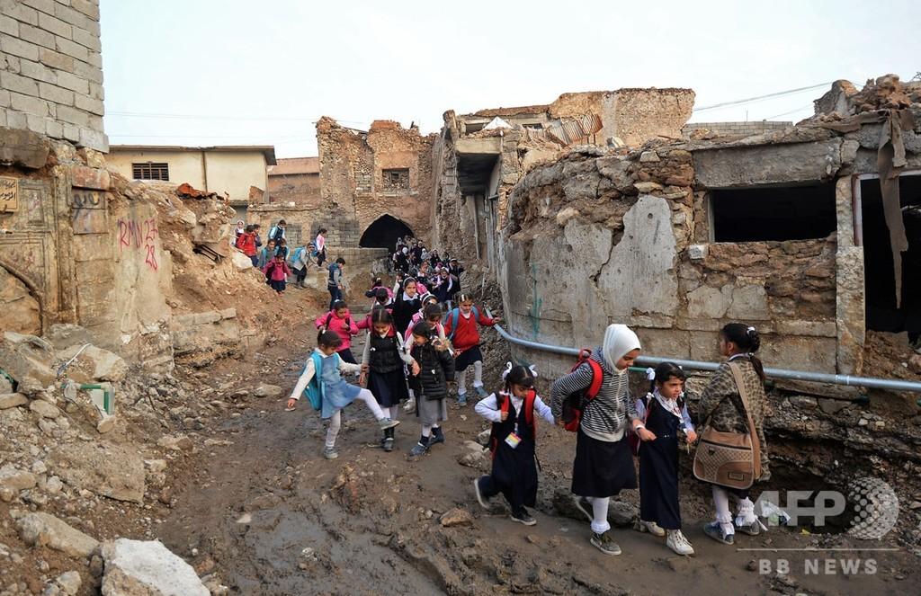 【記者コラム】「二都物語」、イラク・モスルとシリア・ラッカ