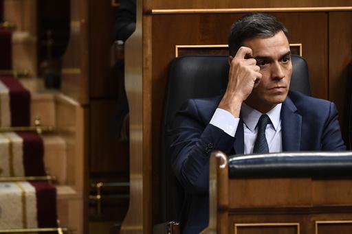 スペイン、11月にやり直し総選挙へ 連立交渉決裂