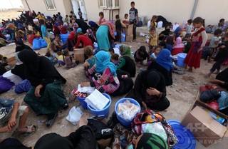 イラク ISとの関与疑われた女性避難民への性的搾取横行 アムネスティ