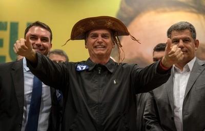 ブラジル次期大統領候補 「私はトランプ大統領の崇拝者」