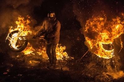 ウクライナ大統領、野党指導者に首相の座を提案