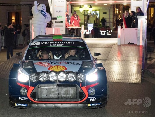 観客の死亡事故で初日のラリーが中止に、WRC開幕戦