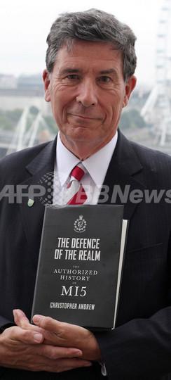 英MI5創設から100年、スパイ史明かす公認歴史書を出版