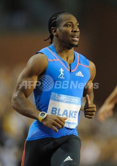 ボルトの好敵手ブレイクが世界陸上欠場、前回大会100m王者