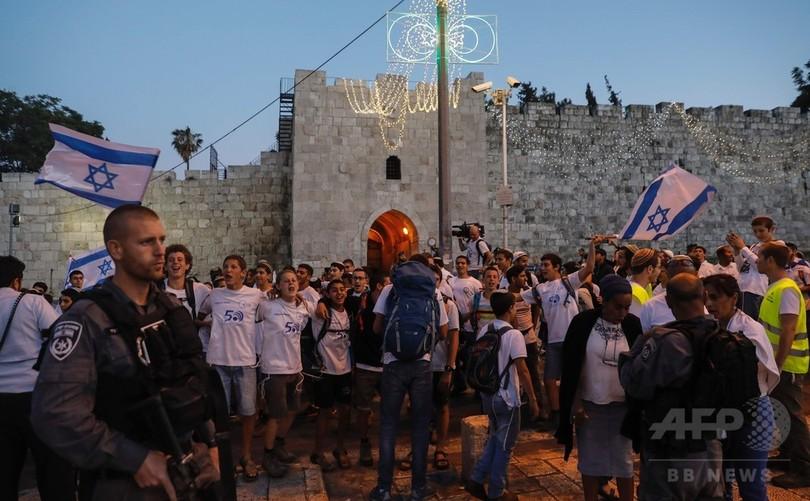 東エルサレム占領から50年、イス...