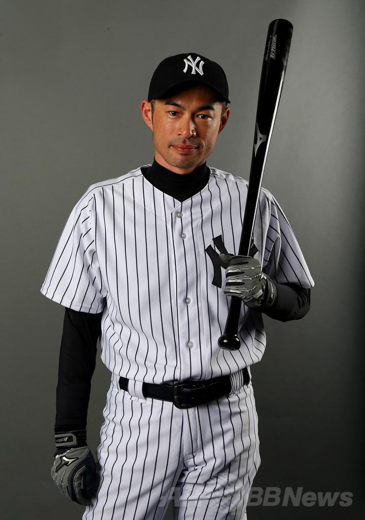 ヤンキースがフォトデー開催、田中やイチローが登場