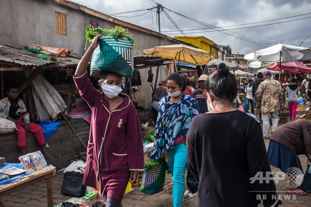 マダガスカルの「抗ウイルス発酵食品」、飛ぶような売れ行き