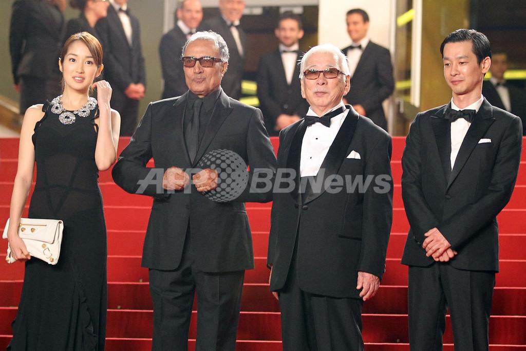 カンヌ映画祭、日本舞台のコンペ出品作を公式上映