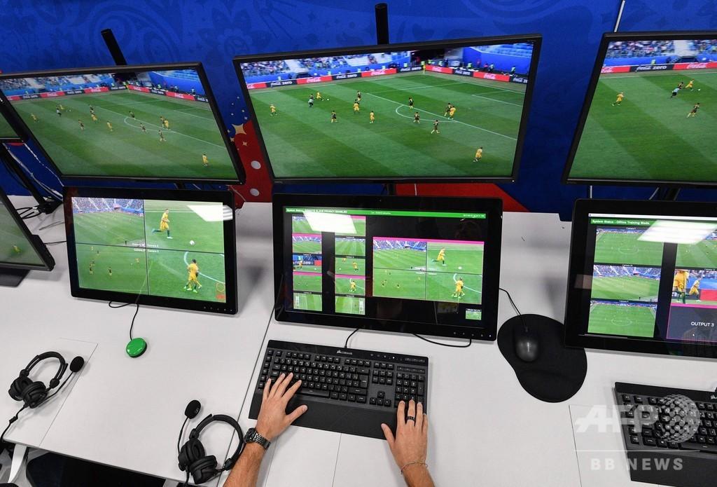 欧州CLで来季からVAR採用、UEFA主要大会でも順次導入
