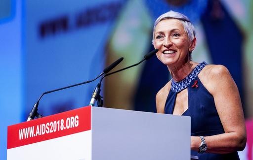 オランダで開催の国際エイズ会議、薬物依存との闘いを支援
