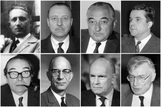 ナチスから通信社を奪還した8人の記者、1944年AFP通信の誕生
