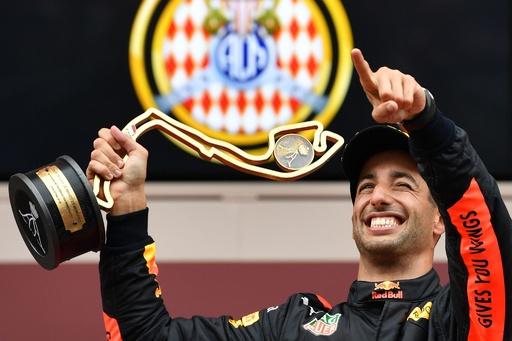 リカルド、問題抱えながらも2年越しでモナコGPを初制覇